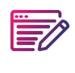 Desarrollo y/o publicación de contenidos